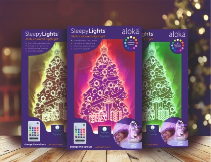 Lumenico Christmas SleepyLight